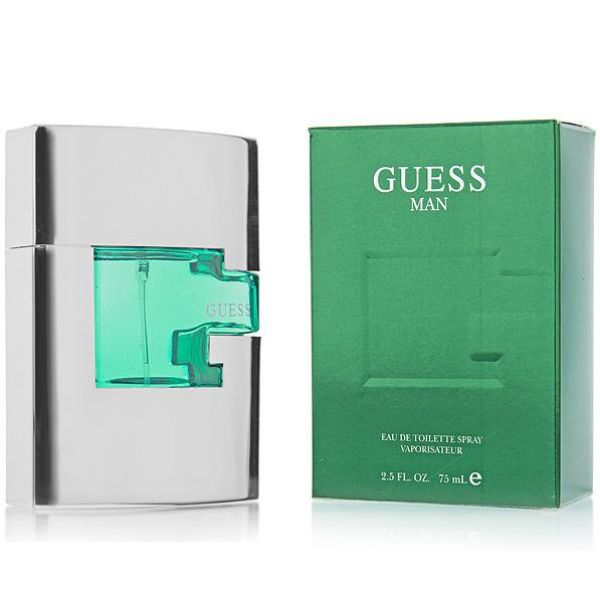 Guess Man EDT M 75 ml