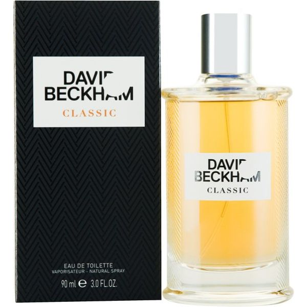 David Beckham Classic EDT M 90ml
