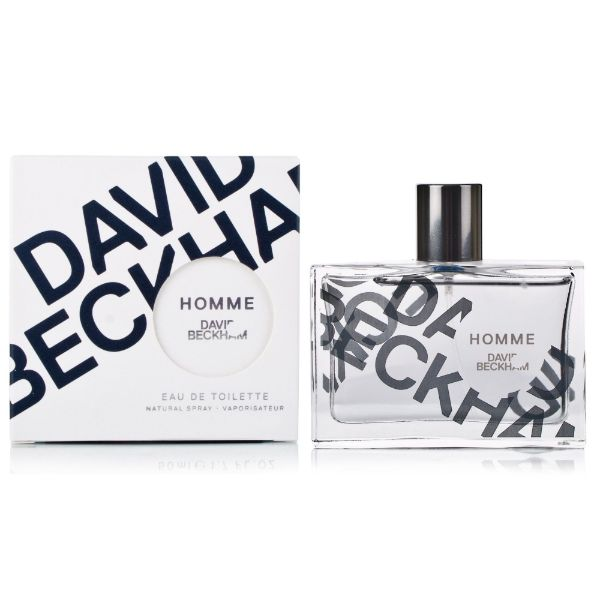 David Beckham Homme EDT M 75ml