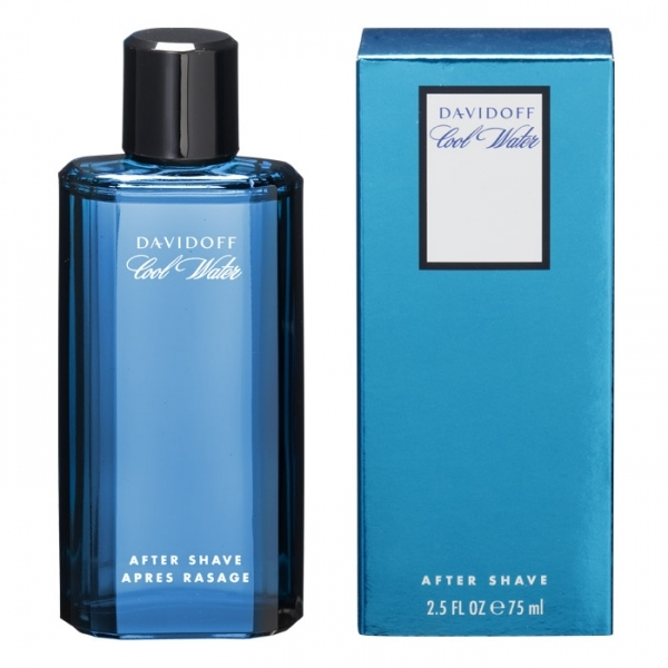 Davidoff Cool Water M aftershave lotion 75ml