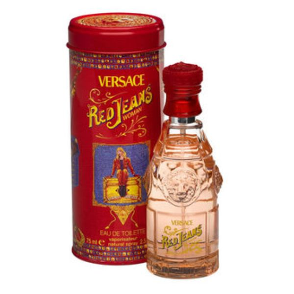 Versace Red Jeans W EDT 75ml (Tester) ET