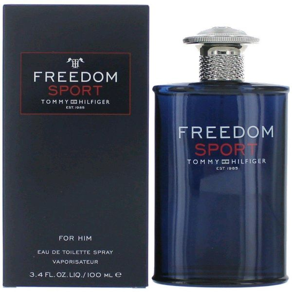 Tommy Hilfiger Freedom Sport EDT M 100 ml