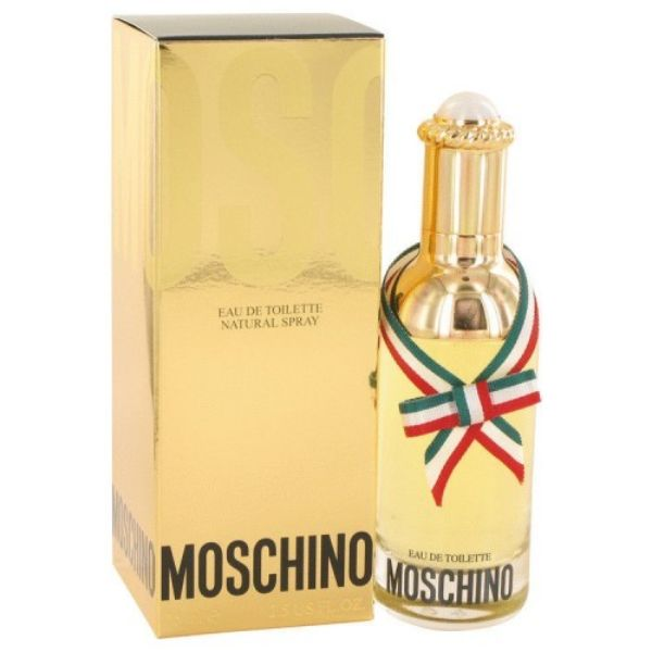 Moschino / gold/ W EDT 75ml (Tester)