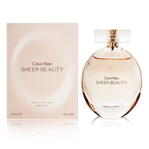 Calvin Klein Beauty Sheer W EDT 100ml