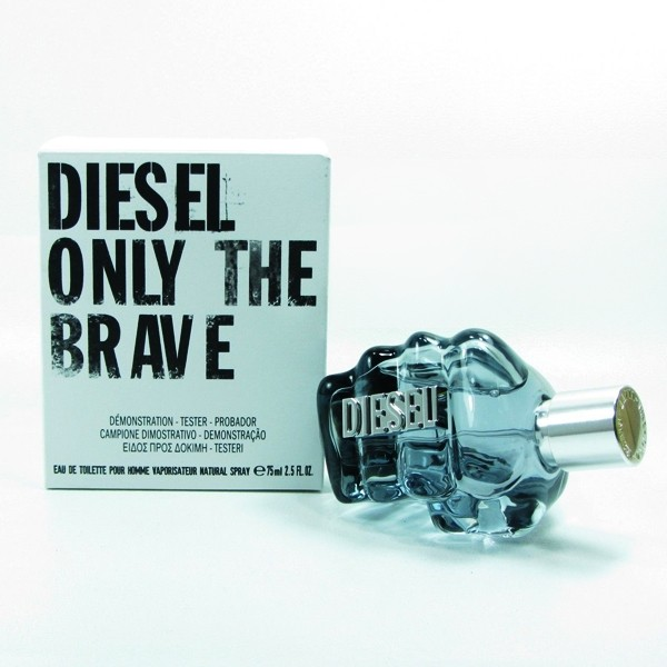 Diesel Only The Brave EDT M 75ml (Tester)
