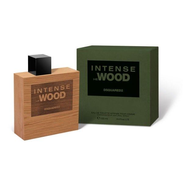 DsQuared2 He Wood Intense EDT M 100 ml