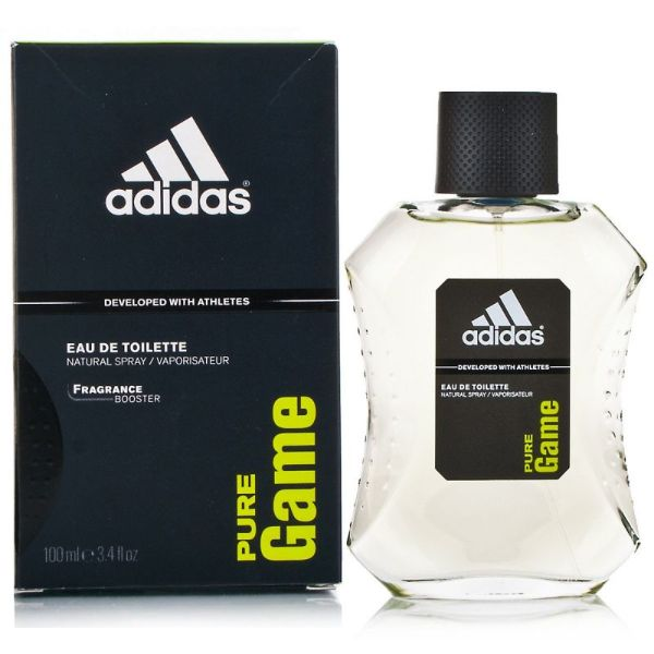 Adidas Pure Game EDT M 100 ml