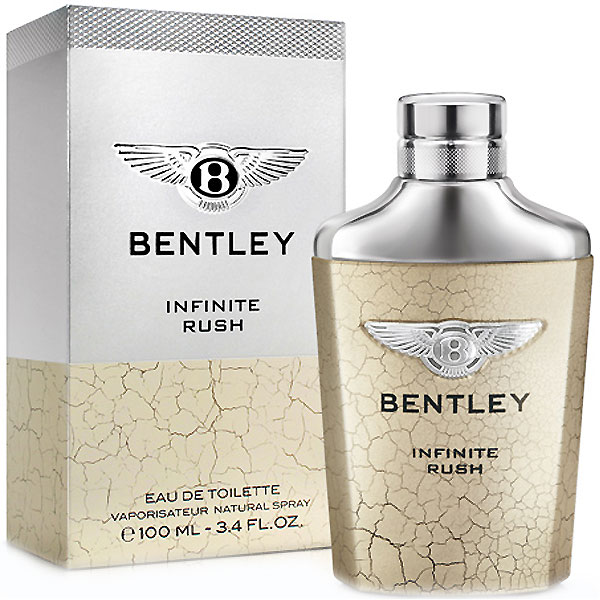 Bentley Infinite Rush M EDT 100ml (Tester)