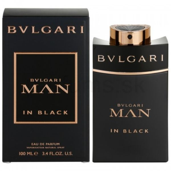 Bvlgari MAN In Black M EDP 100ml