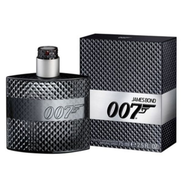 James Bond 007 M EDT 75ml (Tester)