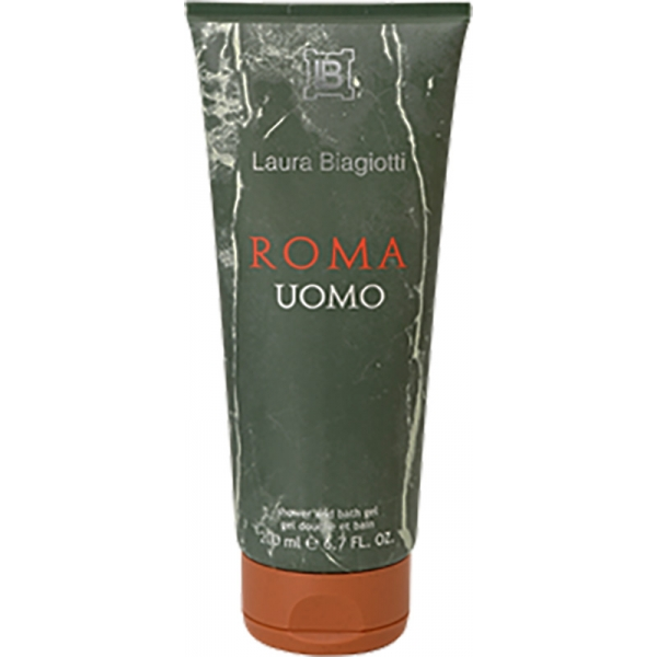 Laura Biagiotti Roma M shower gel 200ml