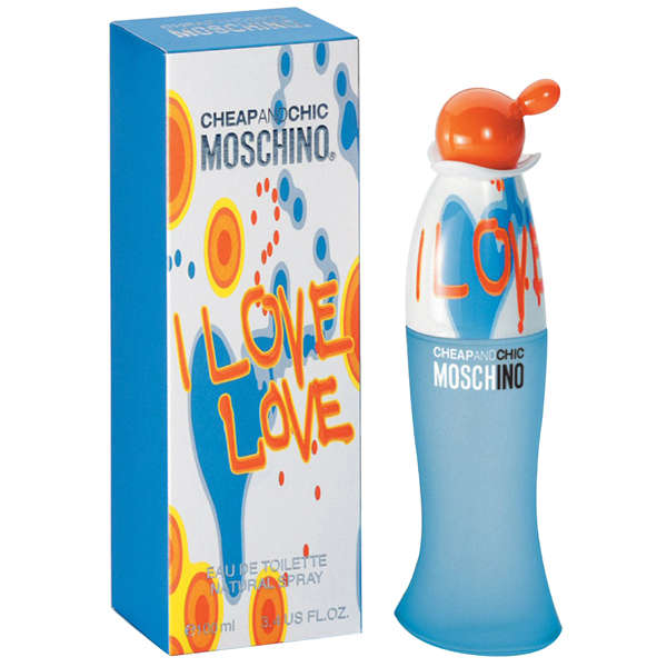 Moschino I Love Love W EDT 100ml (Tester)