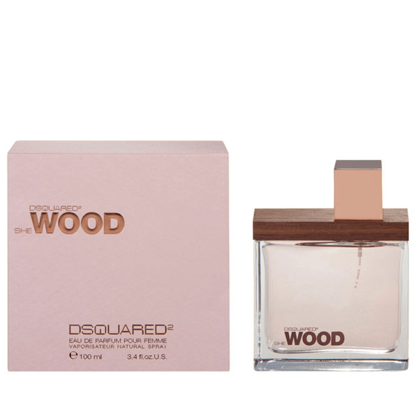 DsQuared2 She Wood W EDP 100 ml (Tester)