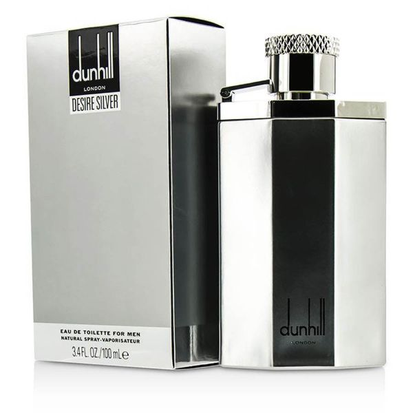 Dunhill Desire Silver M EDT 100ml / 2015