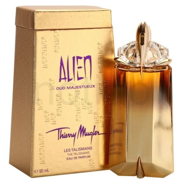 Thierry Mugler Alien Oud Majestueux W EdP 90 ml (Tester)