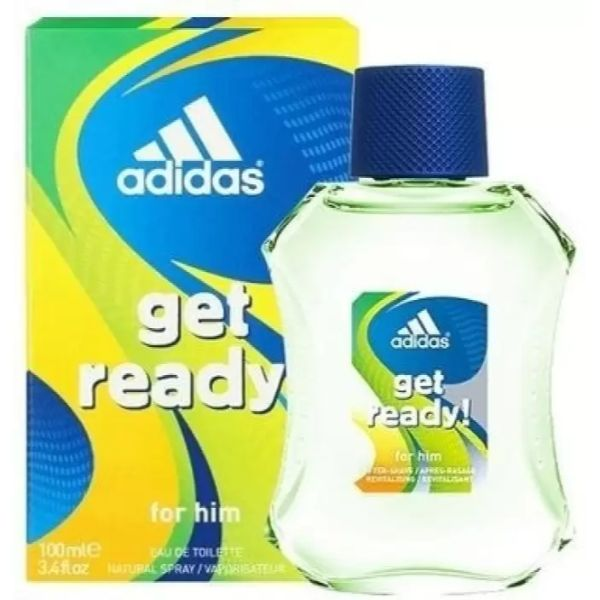 Adidas Get Ready! M EDT 100ml / 2014