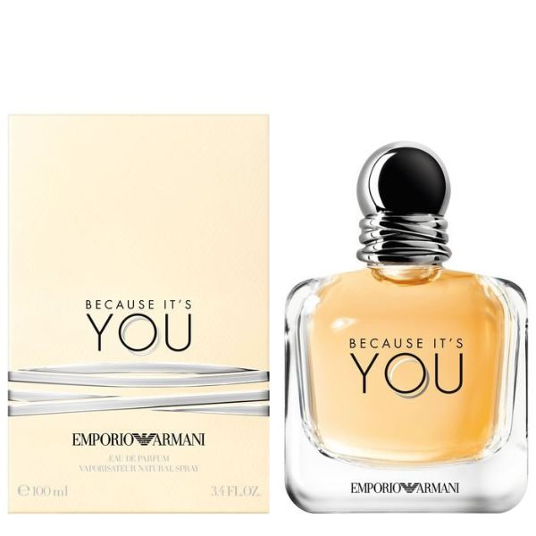 Armani Because It`s you W EDP 100ml
