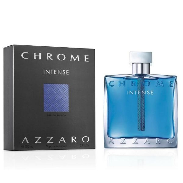 Azzaro Chrome Intense M EDT 100 ml