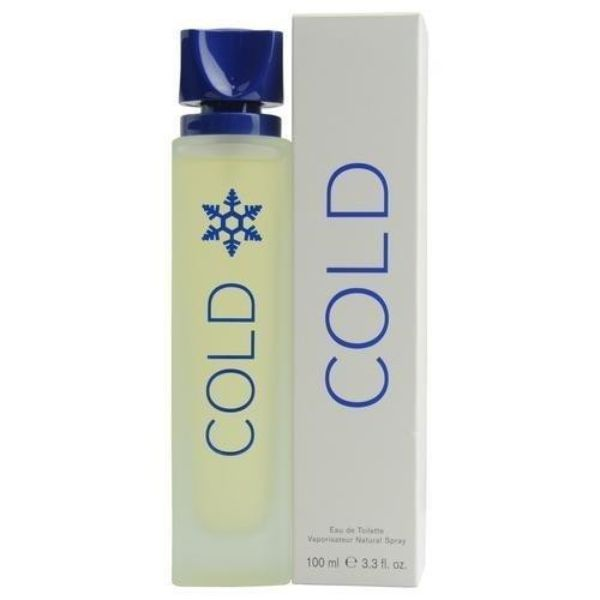 Benetton Cold M EDT 100ml by Perfume Holding
