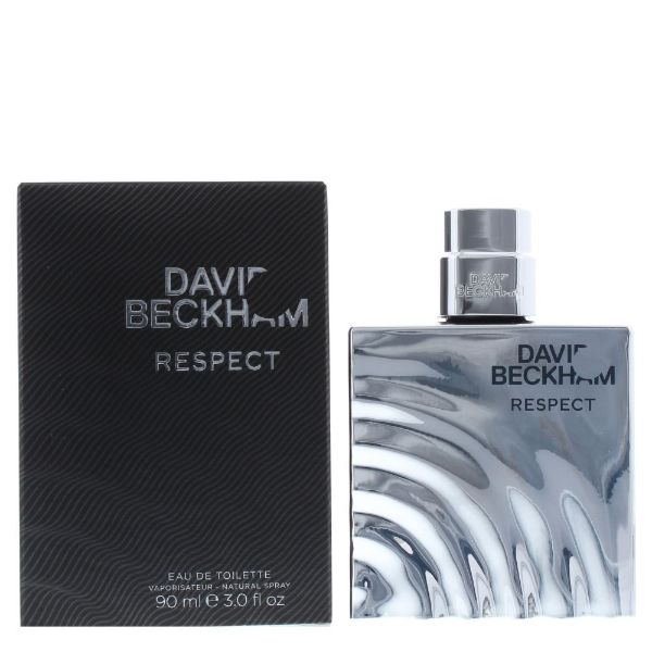 David Beckham Respect M EDT 90ml / 2017