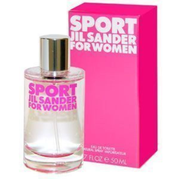 Jil Sander Sport W EDT 50ml