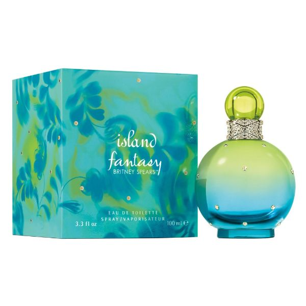 Britney Spears Island Fantasy W EdT 100 ml