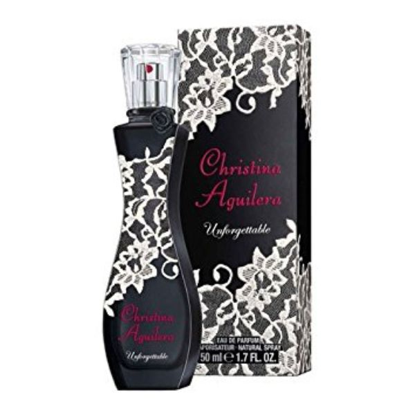 Christina Aguilera Unforgettable W EdP 50 ml