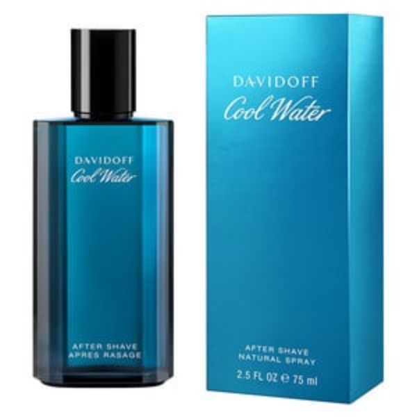 Davidoff Cool Water M aftershave lotion 125 ml