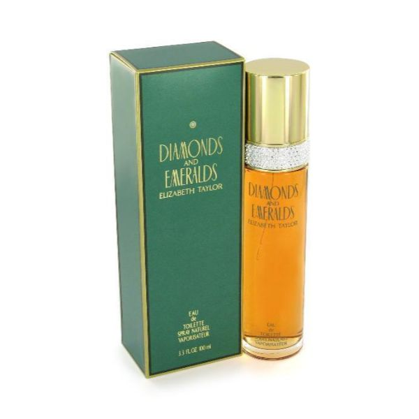 Elizabeth Taylor Diamonds & Emeralds W EdT 100 ml